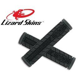 LZS-DDMDS100 Chwyty kierownicy LIZARDSKINS LOGO DC 30,5x130 mm, czarne, produkt marki Lizard Skins