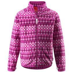 Bluza Polarowa Reima STEPPE jeżynowa z wzorem - sprawdź w wybranym sklepie
