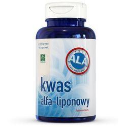 A-z kwas alfa liponowy 100mg 90 kaps., marki Az medica