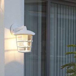 Eglo ALORIA zewnętrzne kinkiety Biały, 1-punktowy - - Klasyczny - Obszar zewnętrzny - ALORIA - (9002759930950)