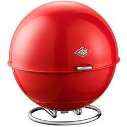 Wesco - chlebak superball 26cm czerwony (4004519034248)