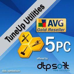 AVG TuneUp 5PC