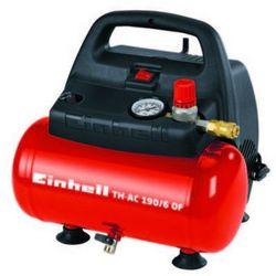 Kompresor bezolejowy EINHELL TH-AC 190/6/8 OF 6 litrów + DARMOWY TRANSPORT! (4006825592184)