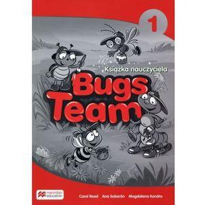 Bugs Team 1. Książka Nauczyciela (2017)