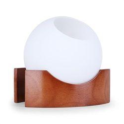 Nawilżacz powietrza Klarstein LED aromaterapia ciemny brąz - produkt z kategorii- Nawilżacze powietrza