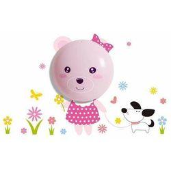 Milagro Kinkiet dziecięcy bear 0,6w ml060 - sprawdź kupon rabatowy w koszyku (5902693700609)