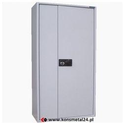 Szafa metalowa sd2/s2 185s-s (klasa s2) marki Konsmetal