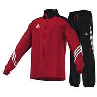 Dres  sereno 11pes su y v38043 czerwono-czarny - czerwono-czarny marki Adidas