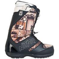 Nowe buty  blaze tls r.42 2/3-28cm -75% ceny marki Nitro