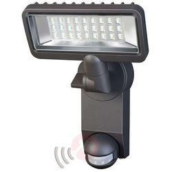 Brenenstuhl Reflektor zewnętrzny led city z czujnikiem ruchu (4007123617074)