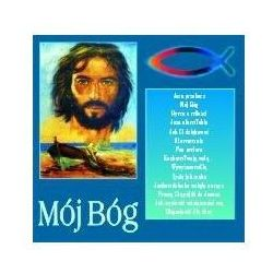 Mój Bóg - CD - produkt z kategorii- Muzyka religijna