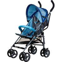 Wózek spacerowy CARETERO Alfa niebieski + DARMOWY TRANSPORT! (5902021521890)