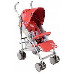 Wózek spacerowy KINDERKRAFT Siesta Red + DARMOWY TRANSPORT!, kup u jednego z partnerów