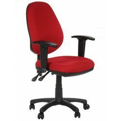 Krzesło biurowe obrotowe T8109/BORDO