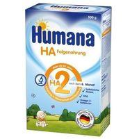 Humana HA2 Hipoalergiczne mleko następne po 6 miesiący życia 500 g