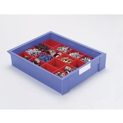 Wkładana skrzynka do szuflady,dł. x szer. x wys. 160 x 106 x 54 mm, opak. 8 szt. marki Unbekannt