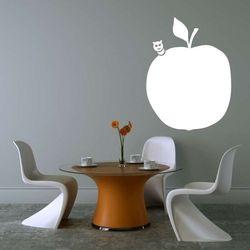 Wally - piękno dekoracji Tablica suchościeralna 057 jabłko