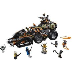 70654 DIESELNAUTA (Dieselnaut) KLOCKI LEGO NINJAGO