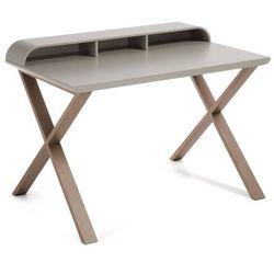Laforma  :: biurko dębowe success szare