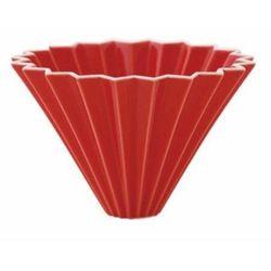 dripper m - czerwony marki Origami