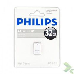 Philips Pendrive USB 2.0 32GB - Pico Edition (szary)