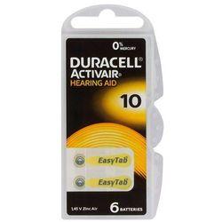 6 x baterie do aparatów słuchowych  activair 10 mf od producenta Duracell