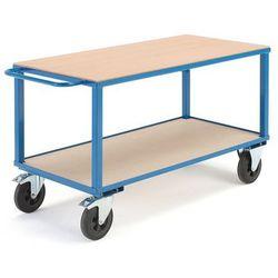 Wózek warsztatowy wymiary: 830x700x1400 mm z hamulcem marki Array