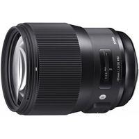 Sigma  a 135 mm f/1.8 dg hsm / canon
