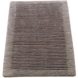 Dywanik łazienkowy ręcznie tkany 100 x 60 cm grafitowy marki Cawo