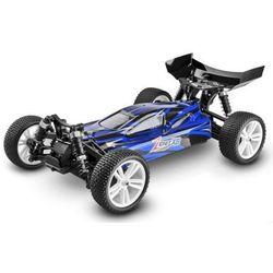 Model rc  zenit buggy niebieski wyprodukowany przez Himoto