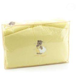 Ankras Pościel dla dzieci 5-el120/90 1,8 słodki żółty