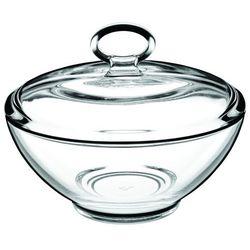 Cukiernica 13 cm aqua z pokrywką pasabahce marki Dajar