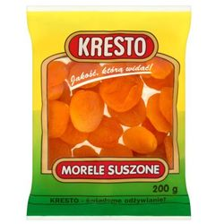 Morele suszone 200 g Kresto - sprawdź w wybranym sklepie