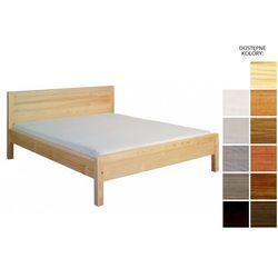 łóżko drewniane laren 140 x 200 marki Frankhauer
