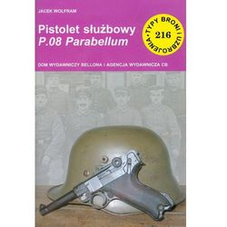 Pistolet służbowy P08 Parabellum (Bellona)