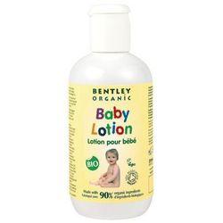 Dziecięce mleczko do ciała z rumiankiem, aloe vera i naturalną witaminą e , marki Bentley organic
