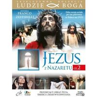 JEZUS Z NAZARETU cz .2 + film DVD