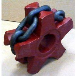 KOŁO GNIAZDOWE Rozrzutnik Bergmann Z=5,łańcuch 14x50 kl5 z kategorii maszyny rolnicze i części do maszyn
