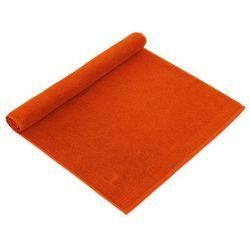 Mata łazienkowa  superwuschel red orange 100% bawełna od producenta Moeve