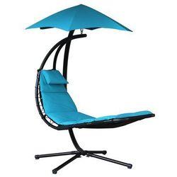 Fotel hamakowy, Niebieski DREAM