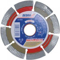 Tarcza do cięcia DEDRA H1094 150 x 22.2 mm segmentowa multi-layer od ELECTRO.pl