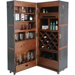 KARE Design:: Wardrobe Trunk Bar Colonial