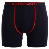 Icebreaker ANATOMICA BOXERS Panty midnight navy/rocket, kolor niebieski