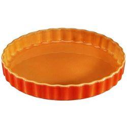 Küchenprofi Naczynie na tartę kuchenprofi pomarańczowe (ku-0708004028)