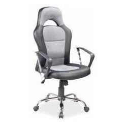 Fotel q-033 szaro-czarny - zadzwoń i złap rabat do -10%! telefon: 601-892-200 marki Signal meble