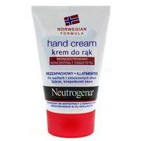 Neutrogena Formuła Norweska Krem do rąk bezzapachowy 50 ml (3574660270976)