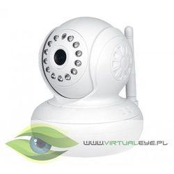 Kamera IP WiFi ''Eura'' IC-11C3 - bezprzewodowa, wewnętrzna, P2P, 720P, H.264,obsługa kart SD, IR-CUT, kup u