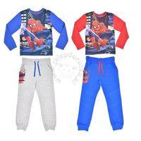 Licencja - marvel Zestaw bluzka i spodnie dresowe spider-man