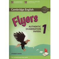 Cambridge English Flyers 1 For Revised Exam From 2018 Student's Book (9781316635919)