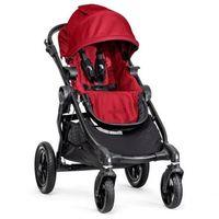 Wózek BABY JOGGER City Select czerwono-czarny 23436 + DARMOWY TRANSPORT!
